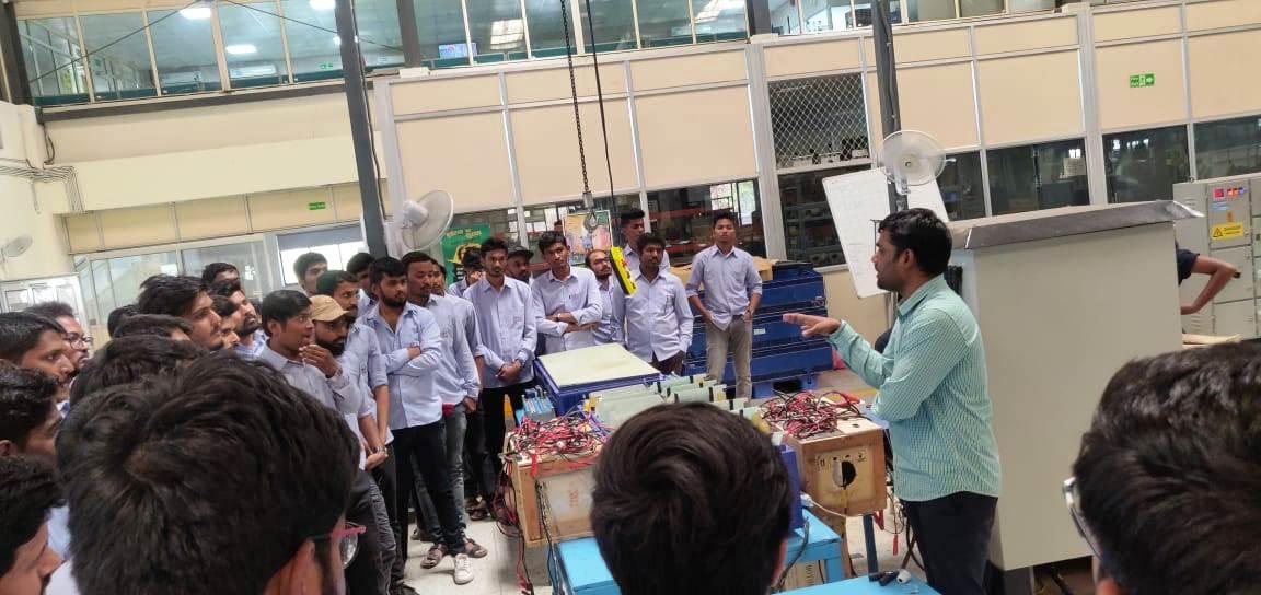 Industrial Visit impact solution pvt ltd