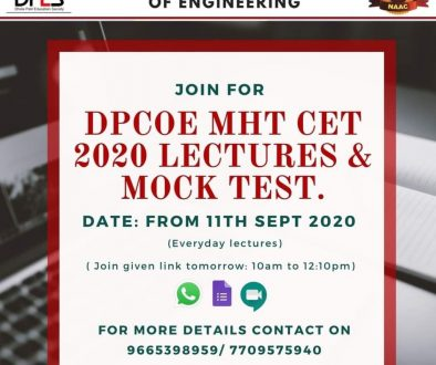 MHCET Mock Classes